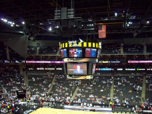 Miami Heat at Sprint Center